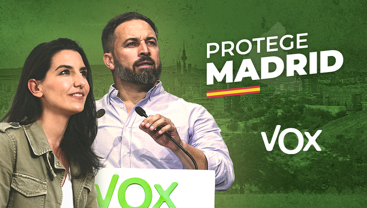 Vota a VOX